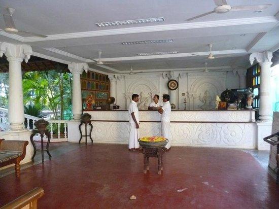 Reception at Paradise Resort