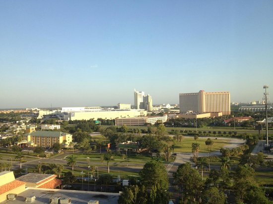 Doubletree by Hilton Orlando at SeaWorld: View from tower 17th floor