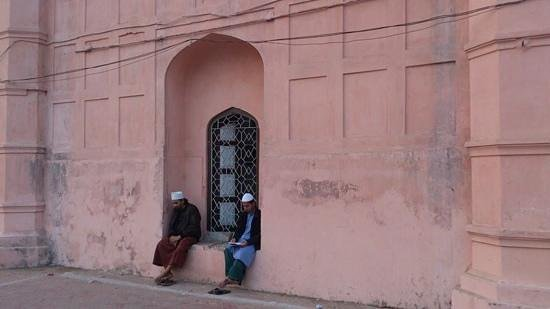 Lalbag Fort : 回教徒