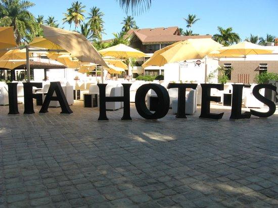 IFA Villas Bavaro Resort & Spa: théatre