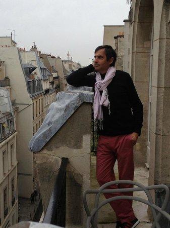 La Clef Louvre : Suite Balcony