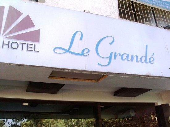 Hotel Le Grande: L'hôtel