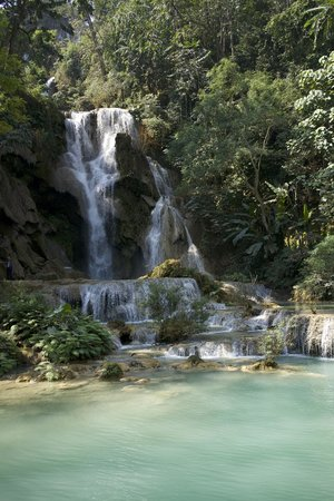 Sofitel Luang Prabang Hotel: les cascades