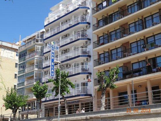 Esmeralda Beach Hotel : отель