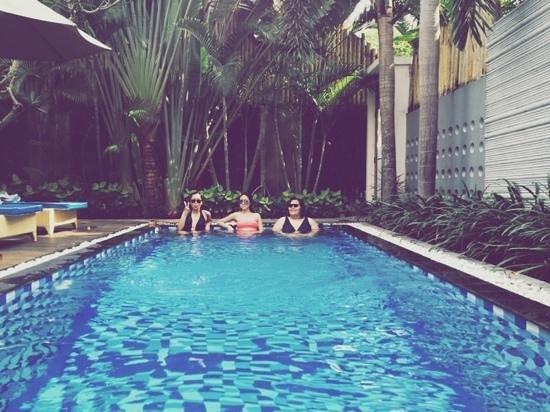 Villa Travis: holiday