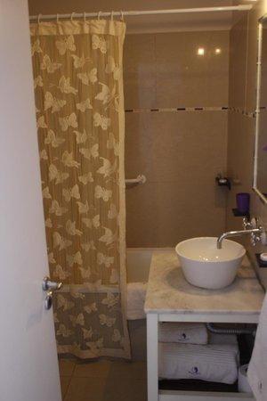 Altuen Hotel Suites&Spa: Baños siempre limpios y funcionando perfecto