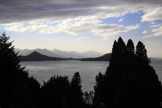 Altuen Hotel Suites&Spa: Hasta los días nublados la vista es linda