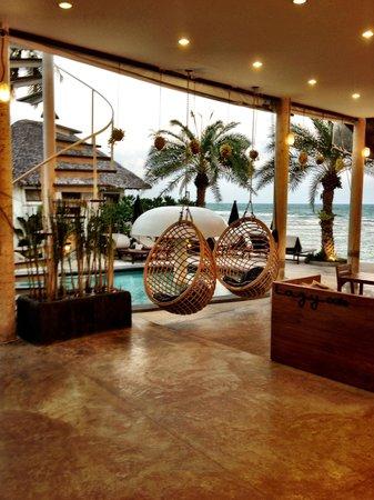 Lazy Day's Samui Beach Resort : Entrance
