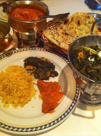 Everest Tandoori Restaurant: Muy bueno, ¡para repetir en cuanto volvamos a Calpe!