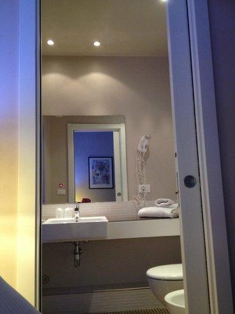 Hotel Villa Rosa Riviera: Bagno