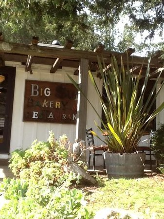 Big Sur Bakery & Restaurant: the best ginger scones and more