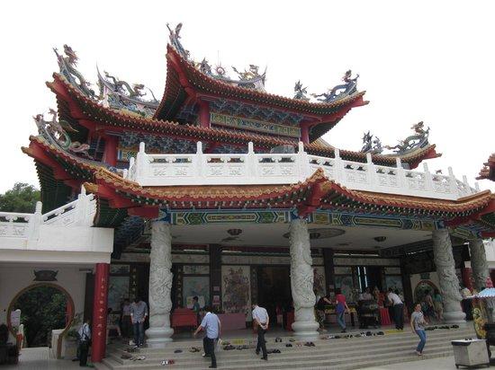 Thean Hou Temple : 天后宮