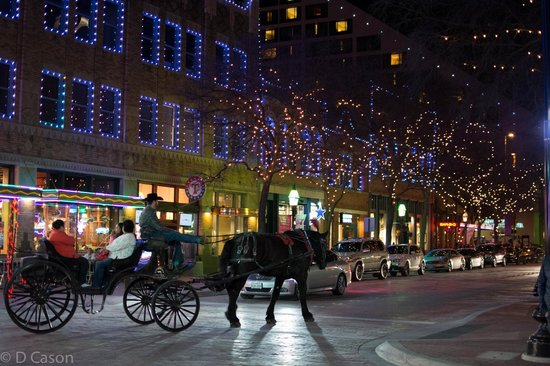 Carriage Ride Sundance Square