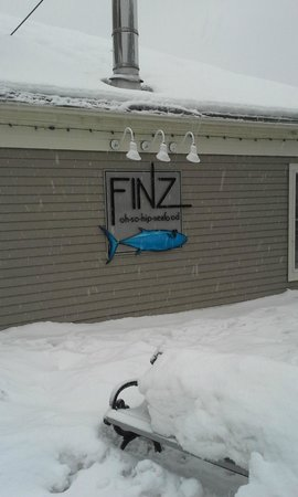 Finz Seafood & Grill : Finz