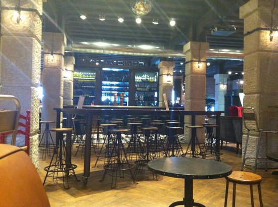 Generator Hostel Venice: Bar