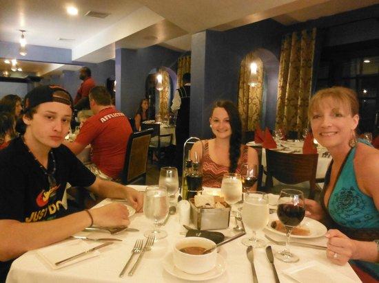 Beaches Ocho Rios Resort & Golf Club: Venetian Restaurant