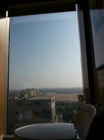 Hyatt Ahmedabad: View From Room
