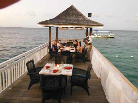 Beaches Ocho Rios Resort & Golf Club: Neptune Restaurant