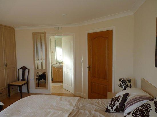 Oakley B&B: Bedroom