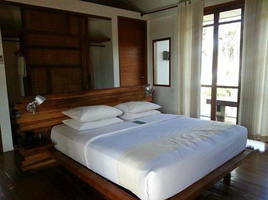 Tegal Sari: Sarang Bambu - Bedroom