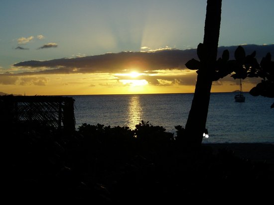 Keyonna Beach Resort Antigua: Turners Beach Sunset