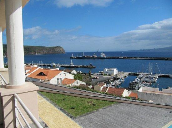Azoris Faial Garden Resort Hotel: отель