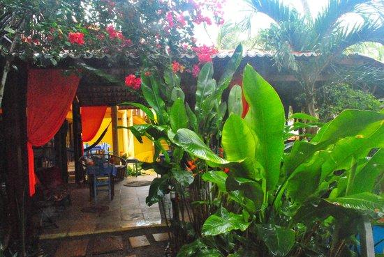 CasAlice pousada: Il giardino