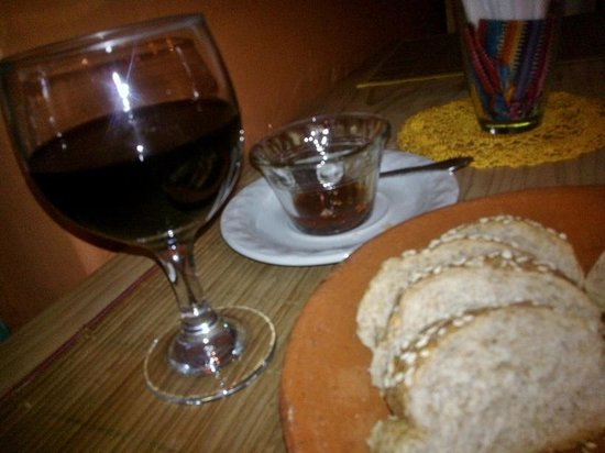 L'Arrabbiata : Larrabbiata Homemade Bread