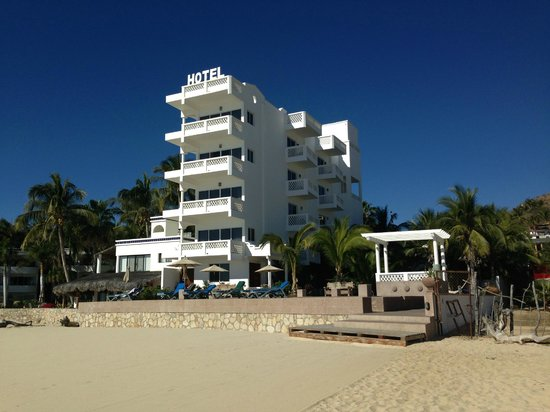 Casa Costa Azul : View from the beach