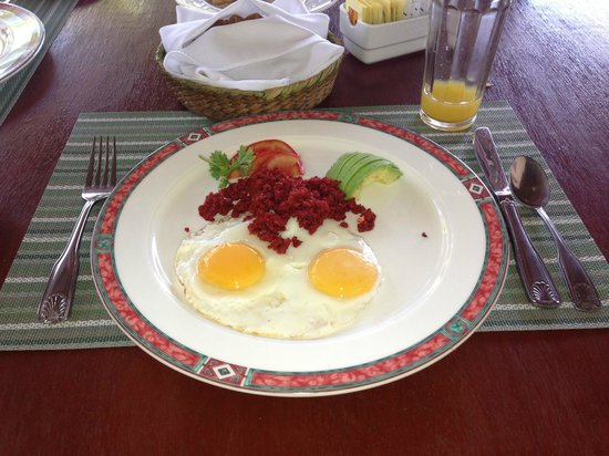 Breakfast at Casa Costa Azul