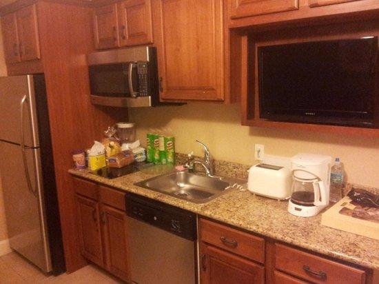 Westgate Lakes Resort y Spa: Cozinha