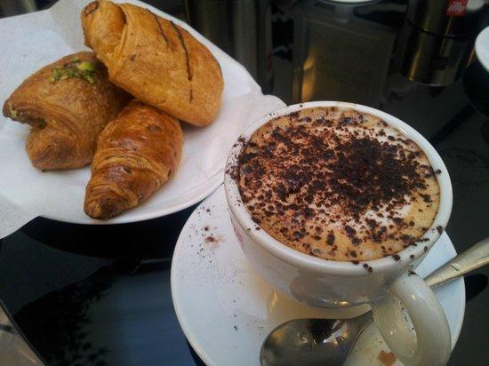 Pasticceria Cappello: La mia colazione :)