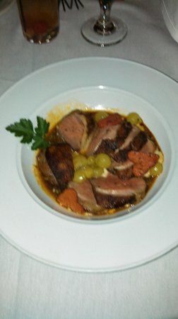 Natalia's: Breast of Duck (Appetizer)