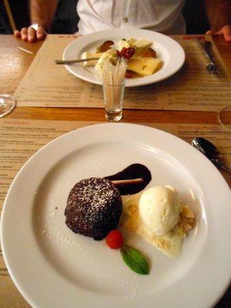 Carne on Keerom: pudding