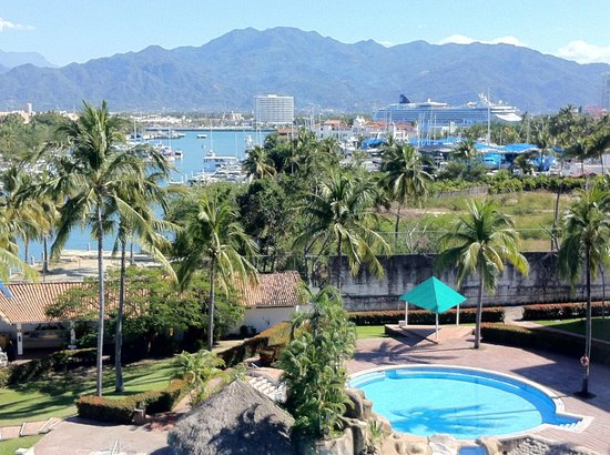 Vamar Vallarta All Inclusive Marina and Beach Resort: View from room