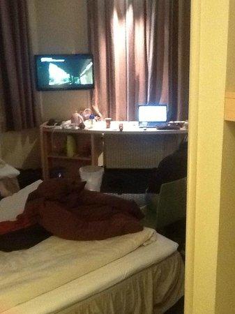 Copenhagen Star Hotel: Room 409