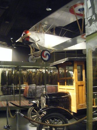 National World War I Museum and Memorial: Exhibit