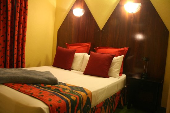 Villas Blancas: Bedroom