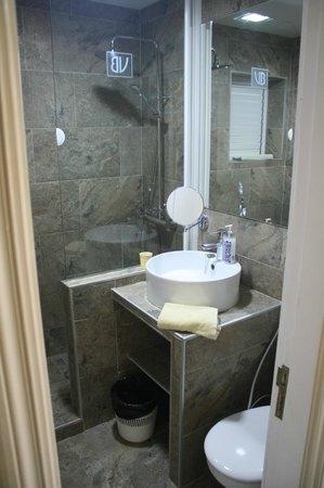 Villas Blancas: My bathroom