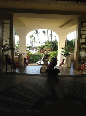 Fairmont Kea Lani, Maui: lobby view