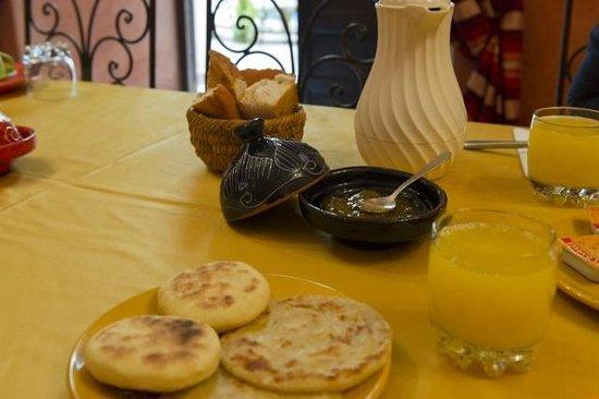 Riad Nabila: La colazione