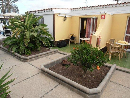 Villas Blancas: My 'unit'