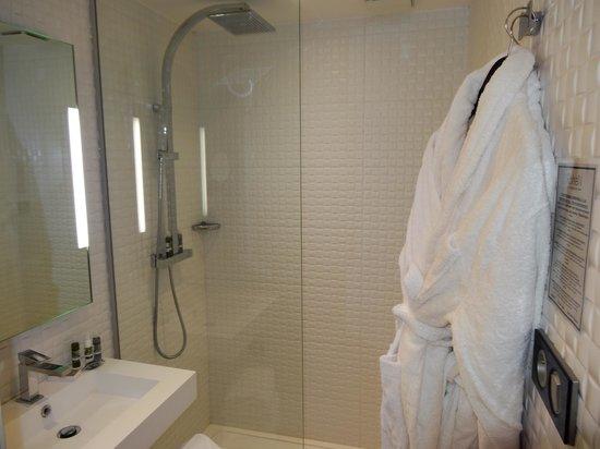Hotel Rohan : Salle de bain