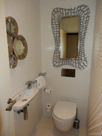 Hotel Rohan : Toilettes