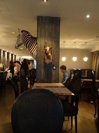 Hotel Rohan : Petit déjeuner