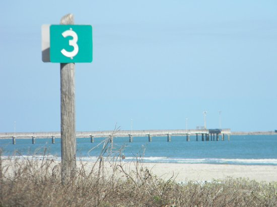 The fishing Pier is just a short stroll from Sea Isle Village.
