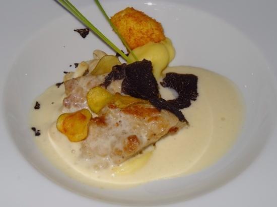 Steinheuers Restaurant: Kalbsbries