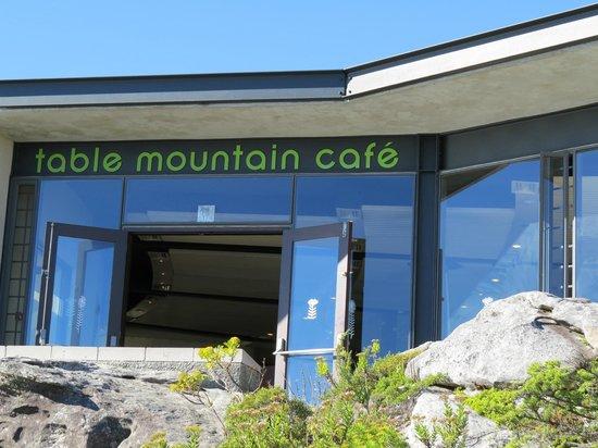 Montagne de la Table : Cafe