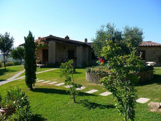 Palazzo Conti A: Il granaio
