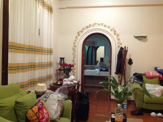 Hotel Boutique Parador San Miguel Oaxaca: Zaachila Suite